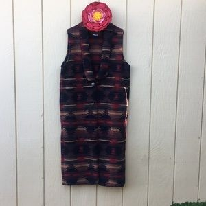 Bear 🐻 Ridge Outfitters Full-Length Printed Vest